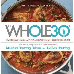 Brand new Whole30 Hardcover book